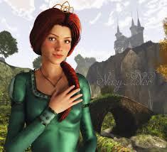 princess fiona stacyadler deviantart