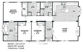 large ranch floor plans large ranch home floor plans plan small style house modern