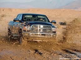 Dodge Ram Cummins Gas Mileage - 1005dp 02 diesel power 2010 ram 2500 cummins road test mud bogging