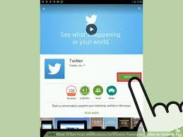 android users how to get push notifications for a users tweets on for