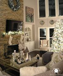 two story fireplace how to decorate a great room with a fireplace best decoration