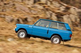 green range rover classic the history of range rover truck trend legends