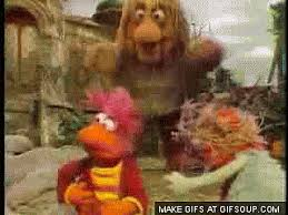 Fraggle Rock Meme - 10 signs you re from fraggle rock