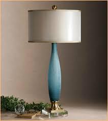 Blue Glass Table Lamp Blue Glass Table Lamps Home Design Ideas