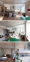 30 Sqm House Interior Design by This Architect Made A Small Apartment Liveable By Designing A Loft