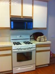 kitchen cabinets makeover ideas update cabinets with breadboard wallpaper weathered or not