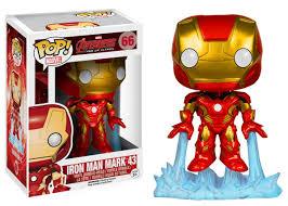 amazon com funko pop marvel avengers 2 iron man funko pop