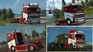 2013 volvo truck commercial ohaha euro truck simulator 2 mods