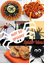 not so spooky spider ideas page 2 of 2 princess pinky