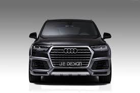 Audi Q7 Matte Black - wallpaper audi q7 je design s line black cars u0026 bikes 10017