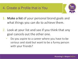 online personal branding develop your personal brand today