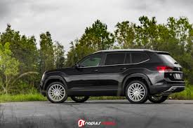 volkswagen atlas black a new chapter first vw atlas on vossen vfs2 u2013 advanced