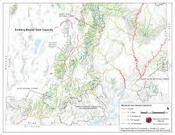 Utah Broadband Map by Manti La Sal Forest Plan Alternative Literature Great Old Broads