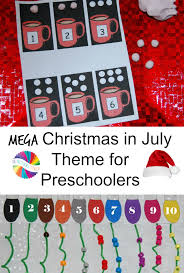 pre k thanksgiving songs mega christmas in july theme for preschool u2022 the preschool