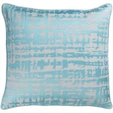 elegant throw pillows u2013 sky iris