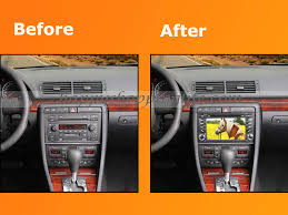 audi a4 2004 accessories android car dvd player gps navigation wifi 3g for audi a4 2003