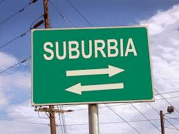 image gallery suburbia