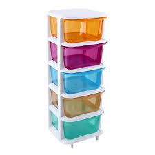 Cabinets Online Store Plastic Drawer Storage Cabinets Lockers Five Transparent Plastic