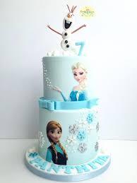 fondant cake 2 tier frozen theme fondant cake giftr malaysia s leading