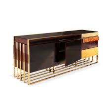 hollow modern sideboard by malabar artistic furniture