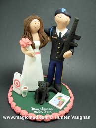 wedding arches target army wedding cake toppers atdisability