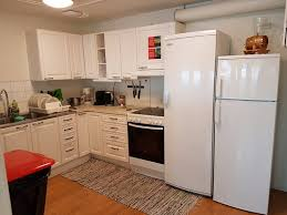 Kitchen Appliance Stores - shared kitchen with 2 fridges you would not need to worry for