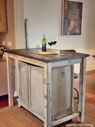 Homemade Kitchen Table by Self Made Kitchen Island Ac Tables Works Pinterest Best