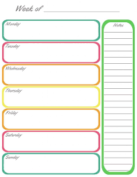 best 25 weekly calendar template ideas on pinterest print a