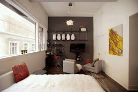 design of false ceiling in living room simple brown bellows comfy