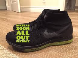 Nike Zoom All Out Flyknit nike zoom all out flyknit review sizing info