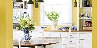 decor ideas for kitchen 10 yellow kitchens decor ideas kitchens with yellow walls