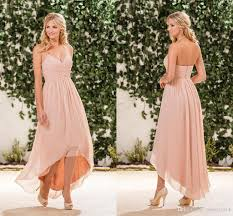 cheap high low country bridesmaid dresses free shipping high low