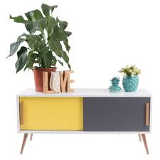 Yellow Console Table 30 Best Desk Images On Pinterest Desks Danish Modern And