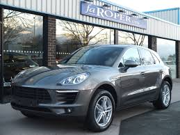 porsche macan grey used porsche macan s diesel 3 0 pdk uk supplied spec for sale