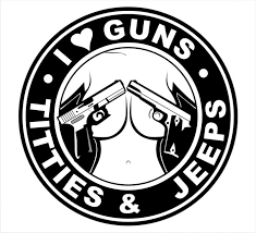 jeep decals guns and jeep decal