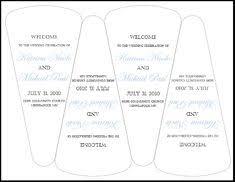wedding program fan templates great fan template gallery the best curriculum vitae ideas
