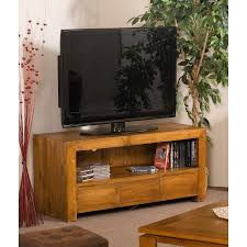 meubles en teck massif meuble tv 3 tiroirs teck meubles macabane meubles et objets de