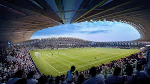 zaha hadid architects win competition to design u0027greenest stadium