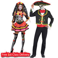 Halloween Costumes Couples Ideas 100 Los Muertos Halloween Costume Ideas