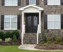 images about front entrance on pinterest doors split level home