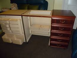 Sewing Cabinet With Lift by Horn Sewing Cabinet Gumtree Mf Cabinets