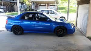 awd subaru impreza 2004 subaru impreza wrx petter solberg awd my04 car sales qld
