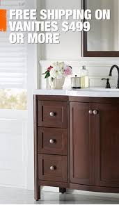 Home Depot Bathroom Vanity Cabinet by Cool Home Depot Bathroom Sink On Bathroom Vanities And Vanity