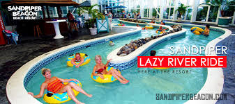river hotels panama city lazy river ride sandpiper beacon