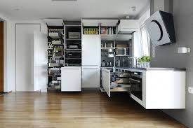 lavish apartment renovation showcases an array of space saving