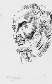pen portraits st augustine bennythomas u0027s weblog