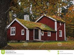 old swedish house stock photos image 11954153