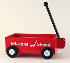 wagon baby welcome wagon personalized baby boy gift at best prices