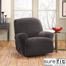 furniture cool recliner slipcover collection for awesome home