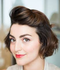 Hochsteckfrisurenen F Kurze Haare Bilder by Hochzeitsfrisuren Fã R Kurzes Haar Asktoronto Info